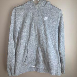 Nike comfy grey hoodie